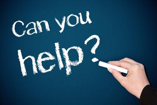 Volunteers Urgently Required