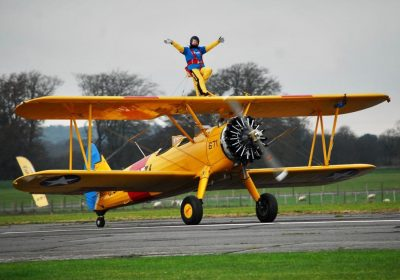 Wing Walkers Wanted!